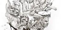 Ilustración Pedro Rico